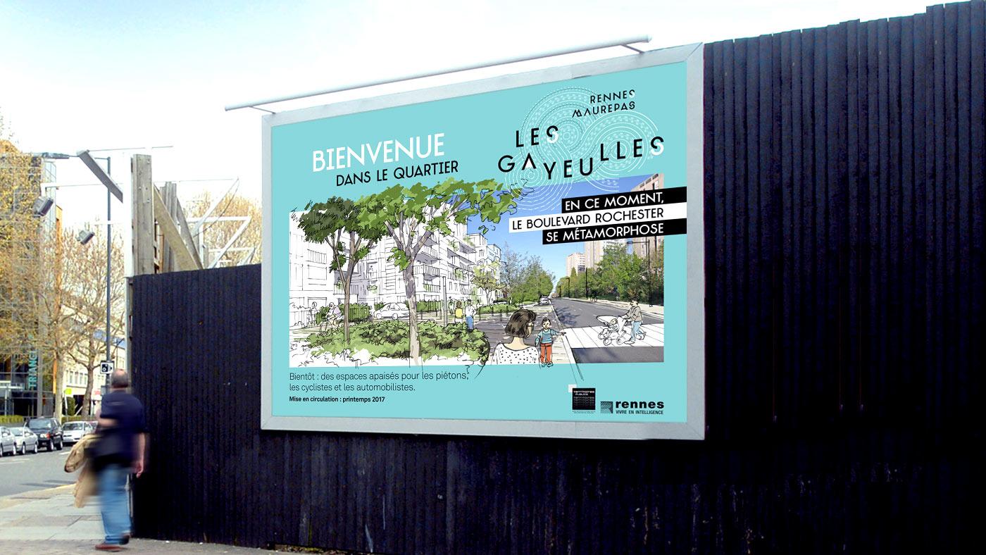 4x3 Rennes Maurepas les Gayeulles