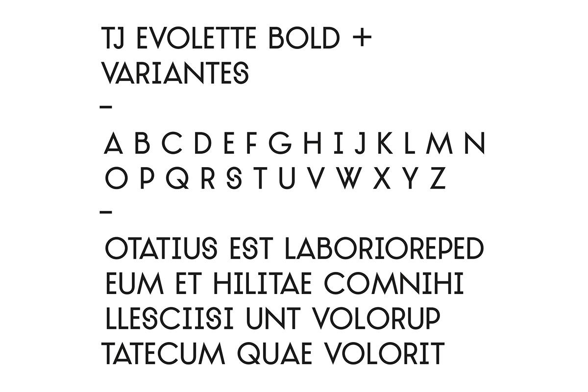 La typographie identitaire